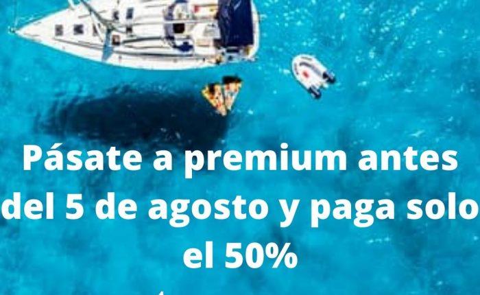 Pásate a premium